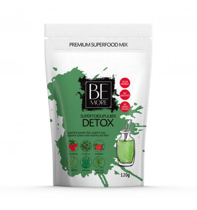 Be More - Detox supertoidupulber 120g