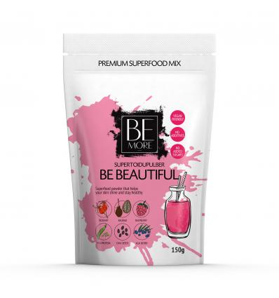 Be More - Be Beautiful supertoidupulber 150g
