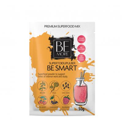 Be More - Be Smart väike supertoidupulber 30g