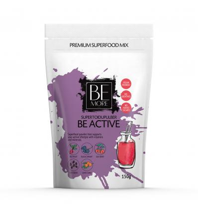 Be More - Be Active supertoidupulber 150g