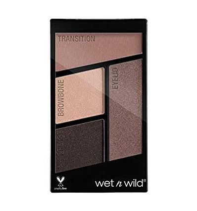 Wet n Wild - Color Icon lauvärvide komplekt Silent Treatment