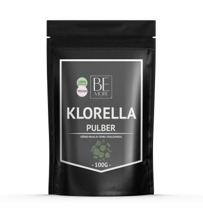 Be More - Klorella pulber 100g
