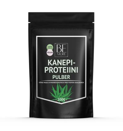 Be More - Kanepiproteiini pulber 200g