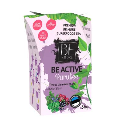 Be more - Be active purutee 36g