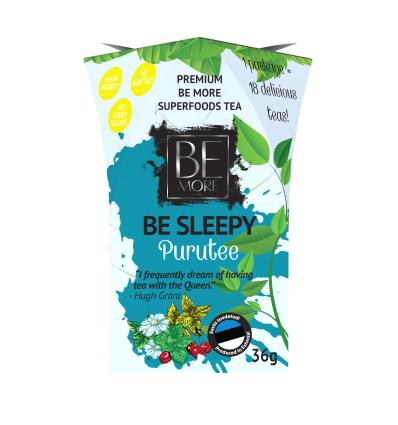 Be More - Be Sleepy purutee 36g