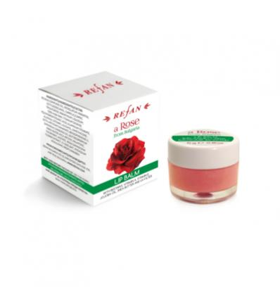 Refan - huulepalsam Rose from Bulgaria 5ml