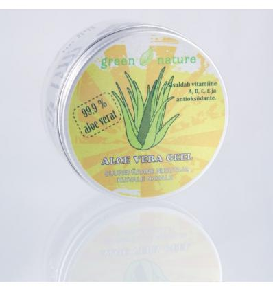 Green Nature - Aaloe Vera geel 120ml