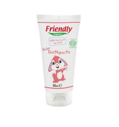 Friendly Organic - Orgaaniline beebide hambapasta 50ml