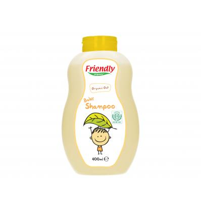 d5acd49bdf4 Friendly Organic - Beebišampoon kaeraga 400ml - 6,99 €
