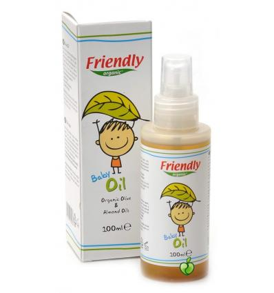11a904e6df1 Friendly Organic - Beebiõli 100ml - 6,99 €