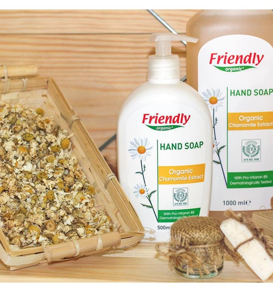 c4cb20d4657 Friendly Organic - Vedelseep kummeliga 500ml - 5,99 €
