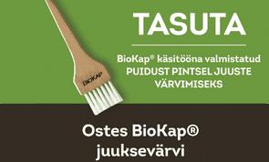 BioKap juuksevärviga kaasa kingitus