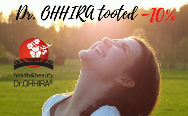dr.Ohhira eripakkumine Mia24.ee e-poes