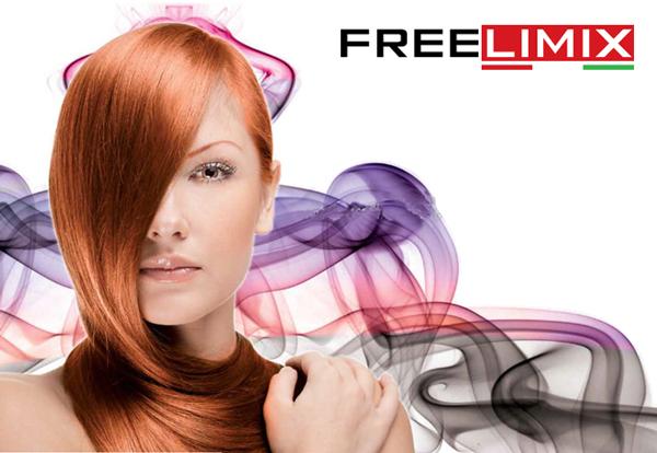 FreeLimix professionaalne juuksehoolduse sari Itaaliast