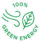 Actyva kasutab rohelist energiat