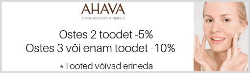 AHAVA soodushinnaga - osta rohkem ja säästa