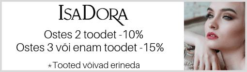 Isadora tooted parima hinnaga