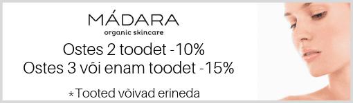 Madara kosmeetika parima hinnaga