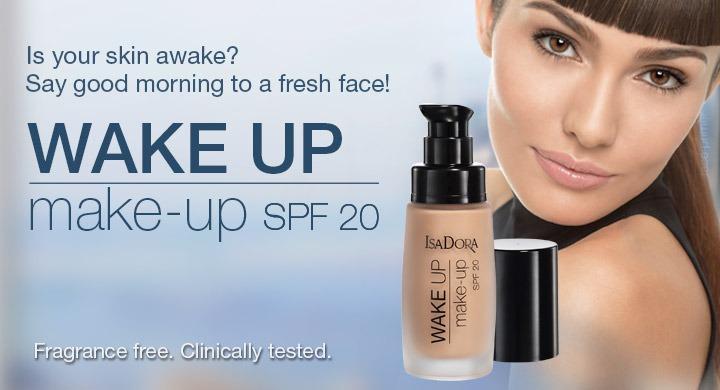 IsaDora Wake up Make-up