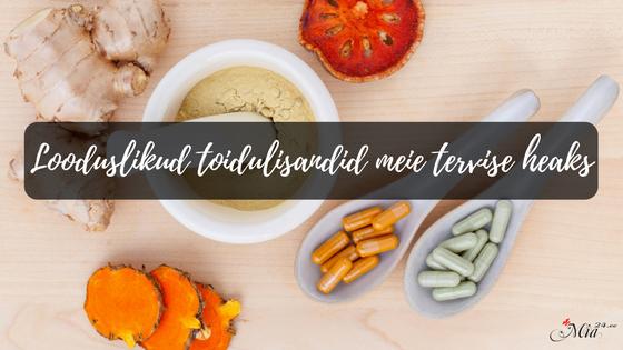 Looduslikud toidulisandid