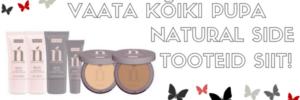 Pupa Natural Side meik