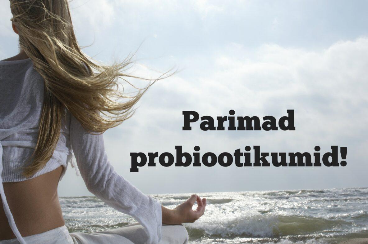 Parimad probiootikumid Mia24.ee e-poest