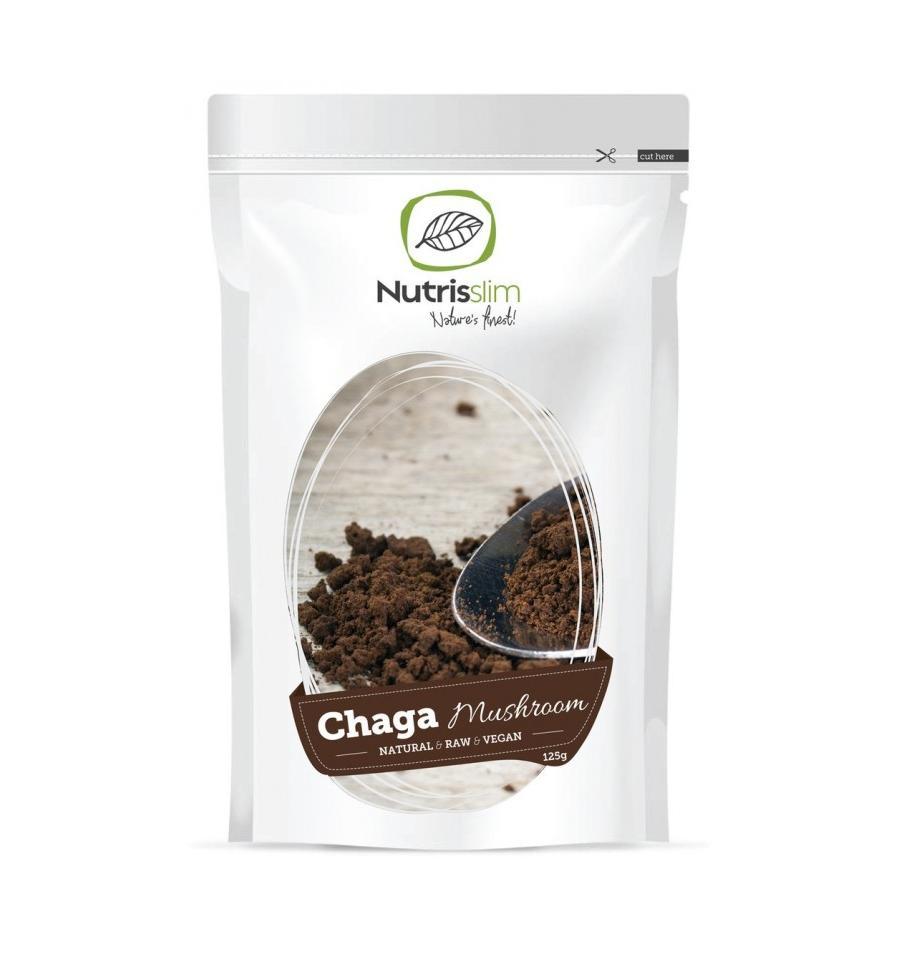 Nutrisslimi Chaga pulber