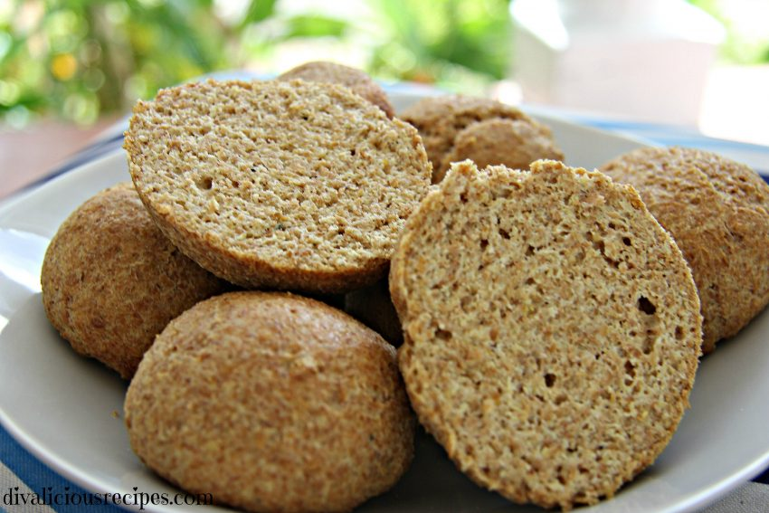 Psülliumi leib