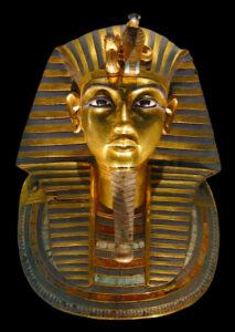 Mustköömne õli Tutanhamoni hauas